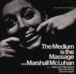 MARSHALL MCLUHAN - The Medium Is The Massage : LP