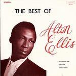 ALTON ELLIS - The Best Of Alton Ellis : LP