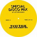 NINA KRAVIZ - Taxi Talk (Victor Rosado Remixes) : 12inch