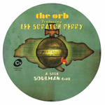 THE ORB featuring LEE SCRATCH PERRY - Soulman : COOKING VINYL (UK)