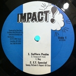 I-ROY / TOMMY McCOOK & IMPACT ALL STARS - Suffer Psalms / E.T. Special / Fire Burn / Swing Easy Dub : IMPACT (US)