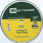 KING TUBBY / JOHNNY LOVER / BRAD ALL-STARS - Stalag 80 / Jah Station / Jah Dub : 10inch