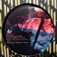 MAXXI SOUNDSYSTEM FT NAME ONE - Regrets We Have No Use For : 12inch