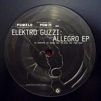ELEKTRO GUZZI - Allegro EP : POMELO (ESP)