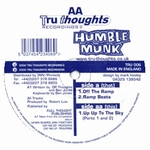 HUMBLE MUNK - Off The Ramp : 12inch