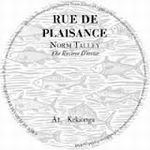 NORM TALLEY - The Riviere D'etroit EP : 12inch