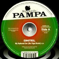 DNTEL / HERBERT - Remixes By Die Vogel / Dj Koze : 12inch