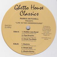 PARRIS MITCHELL - Life In The Underground : 2LP