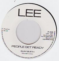 SLIM SMITH - People Get Ready /I'm Going Home : 7inch