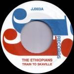 THE ETHIOPIANS - Train To Skaville : 7inch