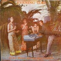 JACKIE MITTOO AND THE SOUL VENDORS - Evening Time : LP