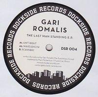 GARI ROMALIS - The Last Man Standing E.P. : DOCKSIDE (FRA)