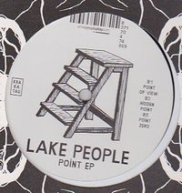 LAKE PEOPLE - Point EP : 12inch