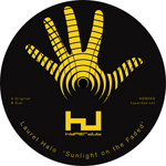 LAUREL HALO - Sunlight On The Faded / Dub : 12inch