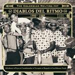 VARIOUS - Diabos Del Ritmo :The Colombian Melting Pot 1975 - 1985 Part 1 : 2LP