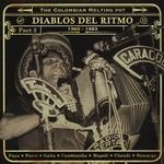 VARIOUS - Diabos Del Ritmo :The Colombian Melting Pot 1960 - 1983 Part 2 : 2LP