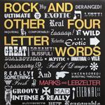 J MARKS & SHIPEN LEBZELTER - Rock and Other Four Letter Words : LP