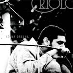 CRIOLO - No Na Orelha : LP
