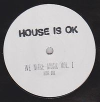 VARIOUS - We Make Music Vol.1 : 12inch