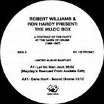 ROBERT WILLIAMS & RON HARDY - Presents Muzic Box : 12inch