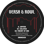 VERSA & ROWL - Jupiter : 12inch