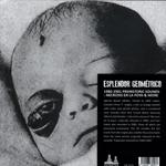 ESPLENDOR GEOMETRICO - 1980-1981 Prehistoric Sounds - Necrosis en la Poya & More : 7inch×3+CD BOX