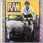 PAUL McCARTNEY - Ram : 2LP