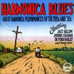 VA - Harmonica Blues -Great Harmonica Performances Of The 1920s And '30s- : LP