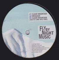 MOODY MANC - Clear Mountain EP : 12inch