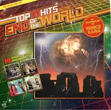 PRINCE RAMA - Top Ten Hits Of The End Of The World : LP