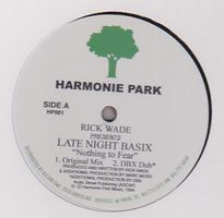 RICK WADE - Late Night Basix Vol 1 : 12inch