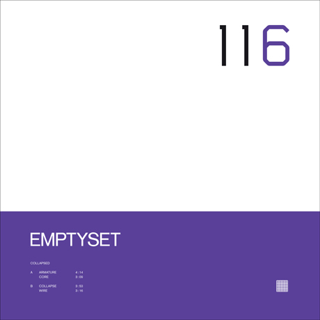 EMPTYSET - Collapsed : RASTER-NOTON (GER)