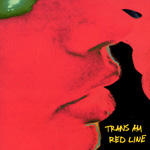 TRANS AM - Red Line : LP