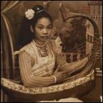 V.A - The Crying Princess 78rpm Records From Burma : LP