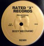 QUADRANT 6 / BODY MECHANIC REMIX - Bruce Johnston / Pipeline Remix : 12inch