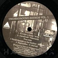 VARIOUS ARTISTS - UNDERGROUND SOUNDS VOLUME 1 : PLAN B (US)