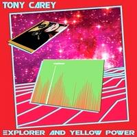 TONY CAREY - Explorer & Yellow Power : MEDICAL (US)
