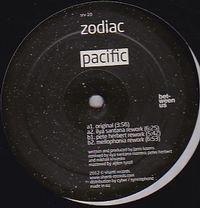 ZODIAC - Pacific : 12inch