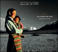 BORIS LELONG - Tibet - Songs From Exile : BUDA MUSIQUE (FRA)
