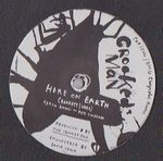 CROOKED MAN - Here On Earth / Girl With Better Clothes : 12inch