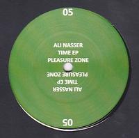 ALI NASSER - Time EP : 12inch