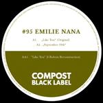 EMILIE NANA - Compost Black Label 95 : 12inch