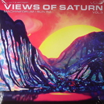 MACHINE DRUM / SUN RA - Views Of Saturn Vol.3 : ALL CITY DUBLIN (IRL)