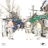 KNOX - HERE EP : 12inch