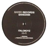 ITALOBOYZ - Hi-fi : 12inch