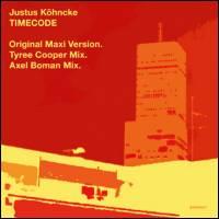 JUSTUS KOHNCKE - Timecode Remixes : 12inch