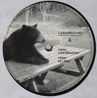 KOSME / PERREZ - Love Sensation : CARAMELO (FRA)