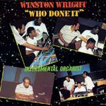 WINSTON WRIGHT - Instrumental Organist : LP