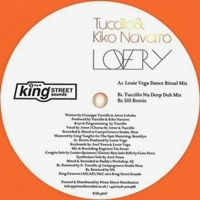 TUCCILLO & KIKO NAVARRO - Lovery feat. Amor : 12inch