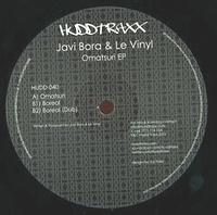 JAVI BORA & LE VINYL - Omatsuri EP : HUDD TRAXX (UK)